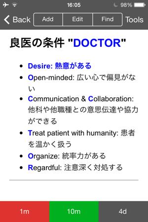 救急診療に役立つ暗記メモ集